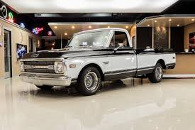 100 1970 Truck Chevrolet C10 Classic Cars For Sale Michigan Muscle Old