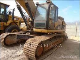 100 Caterpillar Chile Used 336DL Crawler Excavators Year 2010 Price US