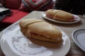 toc cuisine sandwich for late brunch picture of toc toc tapas seville