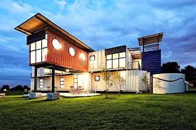100 House Made From Storage Containers University Builds Koreas First Shipping Container Dormitory