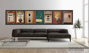 glasbilder bringen einen besonderen flair in ihr wohnzimmer
