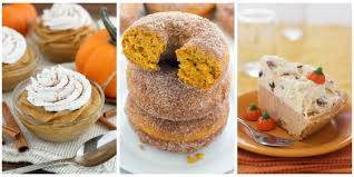 2 Other Names For Halloween by 50 Easy Pumpkin Desserts Best Sweet Pumpkin Recipes For