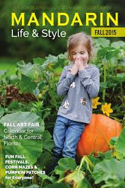 Conners Pumpkin Patch Jacksonville Fl by Mandarin Life U0026 Style September October Issue 2015 By St Johns