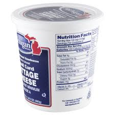 Cottage Cheese Nutrition Best Lucerne Fat Free Cottage Cheese