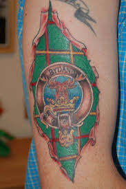 Clan Crest Tattoo 600x902