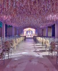 Impressive Indoor Night Wedding Decor 1