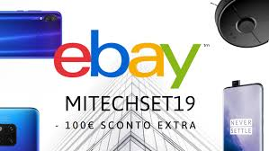 EBay Coupon MITECHSET19 | Save Up To 100 € - GizChina.it