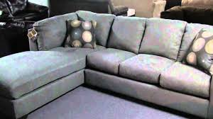 Ashley Hodan Microfiber Sofa Chaise by Ashley Zello Charcoal 702 Sectional By Signature Youtube