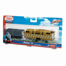 100 Trackmaster Troublesome Trucks Diesel 10 With Truck R9230 TrackMaster Thomas And