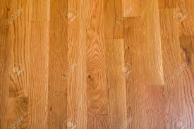 A Shiny Polished Hardwood Floor For Background Or Texture Stock Photo