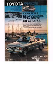 100 1987 Toyota Truck SR5 Xtracab Sport Truck National Geographic June