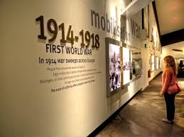 World War I Timeline Imperial Museum North