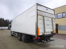 Used Mercedes-Benz Actros 2548L 6X2+ EURO5+LIFT+RETARDER Reefer ...