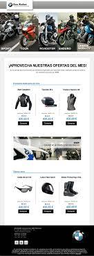 Dise±o de newsletter Dos Rodes tienda BMW Valencia Jose Bernalte