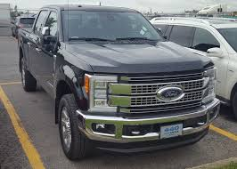 Ford Super Duty - Wikipedia Ford Says Electric Vehicles Will Overtake Gas In 15 Years Announces Tuscany Trucks Mckinney Bob Tomes Where Are Ford Made Lovely Black Mamba American Force Wheels 7 Best Truck Engines Ever Fordtrucks 2018 F150 27l Ecoboost V6 4x2 Supercrew Test Review Car 2019 Harleydavidson Truck On Display This Week New Ranger Midsize Pickup Back The Usa Fall 2017 F250 Super Duty Cadian Auto Confirms It Stop All Production After Supplier Fire Ops Special Edition Custom Orders Cars America Falls Off Latest List Toyota Wins Sunrise Fl Dealer Weson Hollywood Miami