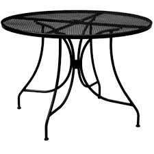 100 Small Wrought Iron Table And Chairs Black Round 30 In At Home