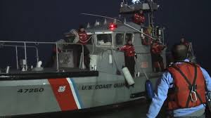 Tug Boat Sinks by Tugboat Sinks Off Atlantic Beach Four Rescued Newsday