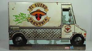 Deadpool Corps SDCC 2013 Exclusive Taco Truck Box Set 3.75 Inch ...