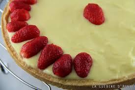tarte aux fraises pate feuilletee tarte au fraise creme patissiere pate feuillete arts culinaires