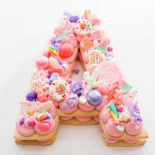 Cookie Letter Cake Recipe In 2018 Jolis Gateaux Pinterest