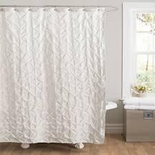 Lush Decor Belle 4 Piece Comforter Set by Lake Como Shower Curtain