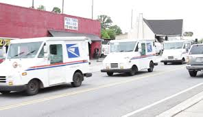 Around Acworth | U.S. Post Office Carriers Honor Virginia Galvan ... Grumman Llv Long Life Vehicle Mail Trucks Parked At The Post Blog Taxpayers Protection Alliance United States Post Office Truck Stock Photo 57996133 Alamy Indianapolis Circa May 2017 Usps Mail Trucks Building Delivery Truck And Mailbox On City Background Logansport June 2018 Usps 77 Us Mail Postal Jeep Amc Rhd Nice Rmd For Sale Youtube Shipping Packages Is About To Get More Expensive Berkeley Office Prosters Cleared Out In Early Morning Raid February The
