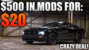 100 Craigslist Parts For Trucks INSANE CRAIGSLIST DEAL FOR MY MUSTANG GT 500 In Only