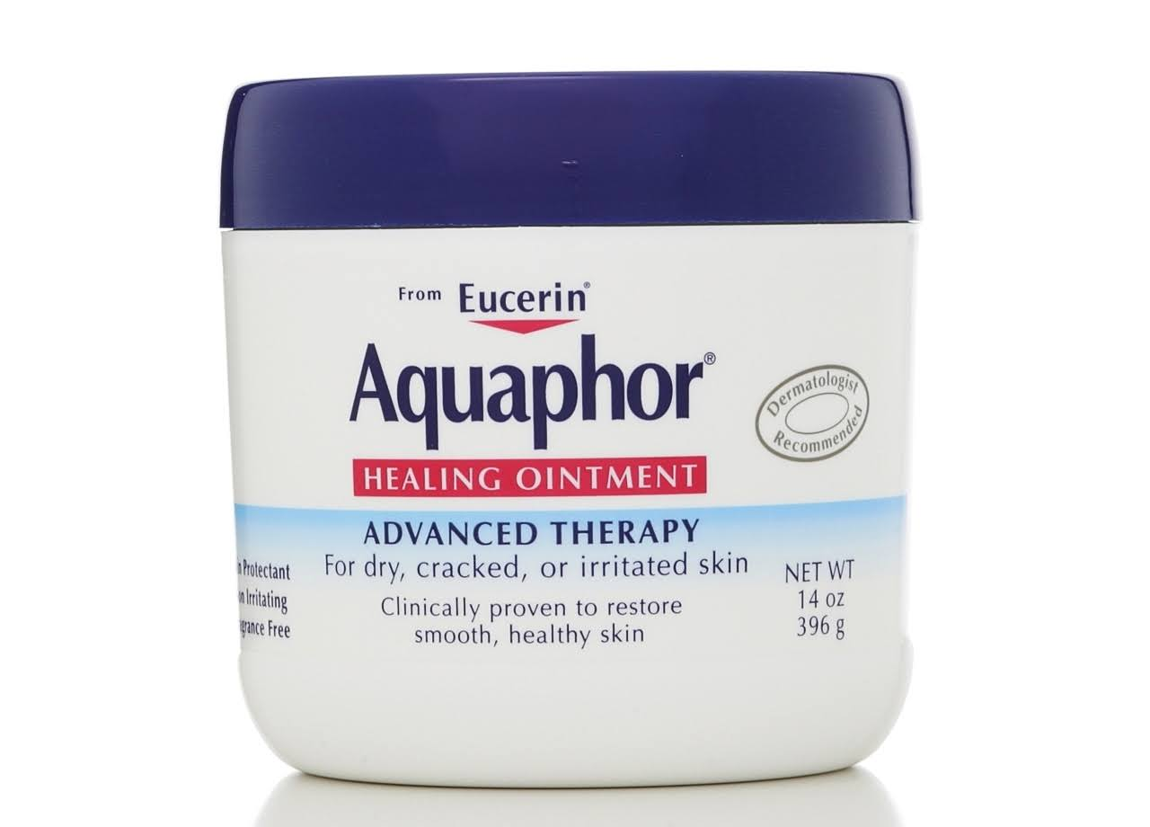 Aquaphor Advanced Therapy Healing Ointment Skin Protectant - 14oz