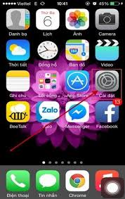Enable battery percentage display on iPhone 5 5S iPhone 6 6 Plus