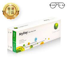 CooperVision MyDay Silicone Hydrogel 1Day Contact Lens BC 84 P