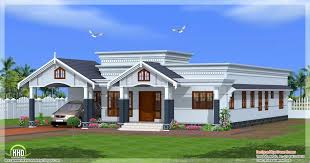 One Level House Floor Plans Colors Baby Nursery Single Story House Single Story House Designs