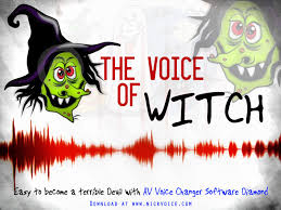Halloween Scary Voice Changer by Create Terrible Voices For Halloween With Av Voice Changer
