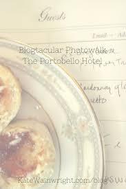 100 The Portabello Blogtacular Photowalk Portobello Hotel Kate Wainwright