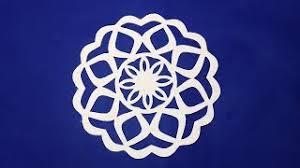 DIY Paper Cutting DesignHow To Make Easy Design Crafts
