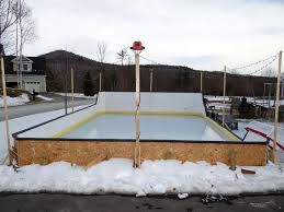 Backyard Ice Rink Liners | Home Interior Ekterior Ideas