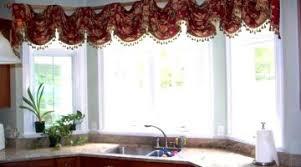 Wonderful Modern Kitchen Curtains Home Designs Bay Ideas