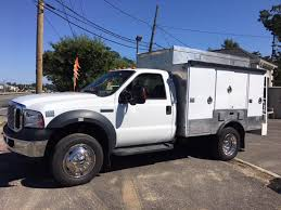 100 Service Trucks For Sale On Ebay 2006 Used D Super Duty F550 Enclosed Utility Truck ESU