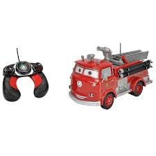 This Disney Pixar Cars 1:16 Scale Remote Control Fire Engine Has A 3 ... Kidirace Rc Remote Control Fire Engine 21 Truck Durable Easy To Ashaway Volunteer Association Washington County Rhode Island Rescue R C Rc Arctic Hobby Land Rider 503 Firetruck Unboxing First Look Linus Buy Velocity Toys Super Express Electric Rtr W Simulation Mini For Children Toy Rechargeable Large Fast Lane Fighter With Water Pump 20 Jumbo 25 Radio Controlled With Working Hose Watertank Red Vibali Shop