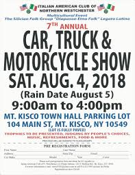 100 Mt Kisco Truck Car Motorcycle Show By Simone Classic Auto Inc In Mount