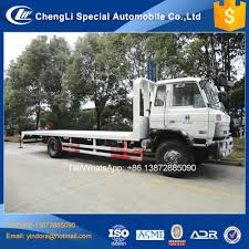 Cheap Price Dongfeng 20 Ton Flatbed Tow Trucks For Philippine - Buy ...