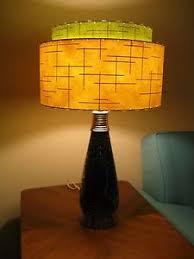Mid Century Lamp Shade
