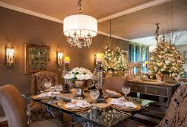 Dining Table Centerpiece Ideas For Christmas by 17 Magical Christmas Dining Table Decoration Ideas