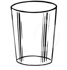 400x420 Glass mug clipart