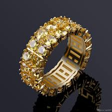100 Where Is Dhgate Located 2019 2019 Hot Sell Mens Ring Vintage Hip Hop Jewelry Zircon Iced Out