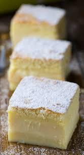 cuisine dessert vanilla magic custard cake omg chocolate desserts