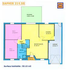 maison plain pied 2 chambres plan maison plain pied 80m2 2 chambres