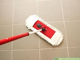 best way to clean porcelain tile floors best way to clean the