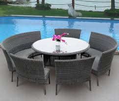 8 10 Person Patio Table by Elegant Outdoor Dining Furniture Sets Fabulous Luxury Patio Round