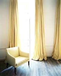yellow and white curtains teawing co