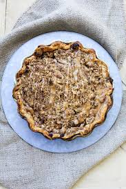 Pumpkin Pie With Streusel Topping Southern Living by Salted Caramel Apple Pie With Streusel Topping A Bountiful Kitchen